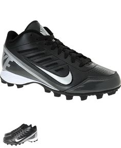 the latest 07197 d9e93 Youth 159118 Nike Land Shark 3 4 Football Cleats - Mens Usa Size 10.5