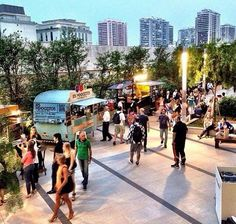 Food Truck Festival marca presença no Vogue's Fashion Night Out