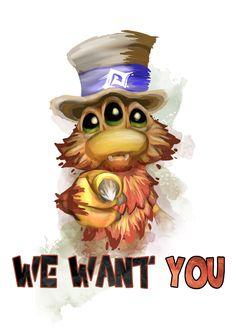 Atakapu We want you