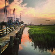 Charleston, South Carolina.