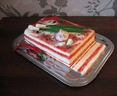 Parasztos torta - nem édesszájúaknak