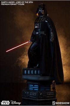 Figurine articulée #DarkVador - Edition limitée - #Sideshow Collectibles - #StarWars