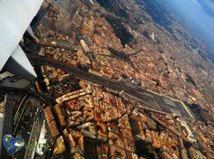 Italy - from plane Loving U, Plane, Italy, Italia, Aircraft, Airplanes, Airplane