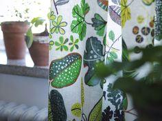 Cortinados que convidam a primavera a entrar. #primavera #decoração #IKEAPortugal