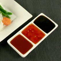 This is a guide about making Asian condiments at home. These spicy, sweet or highly flavored sauces can be traditionally found in countries such as Japan or Vietnam, or can be influenced by modern Asian Fusion cooking.
