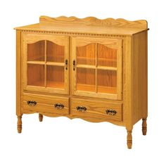 Amish Brookville Server Buffet - Keystone Collection
