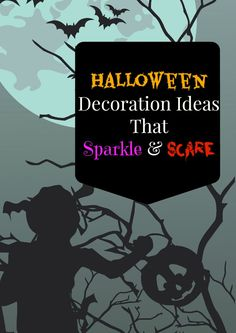 Coming up with Halloween decoration ideas is one of my favorite things to do! Check out a few of my favorite kid-friendly ideas!
