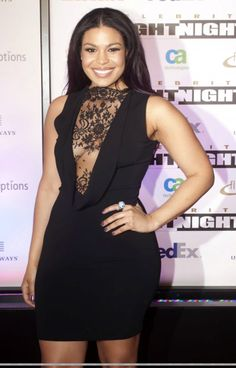 My inspiration to get fit and Sparks Semi Formal Dresses, Nice Dresses, Jordin Sparks Weight Loss, Pop Rock, Weight Loss Before, Black Party, White Skirts, Beautiful People, Beautiful Women