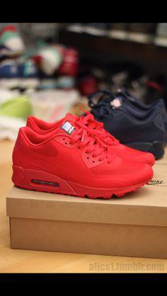 the latest 0d63e 90a9f Nike Air Max 90 Ultra Essential Red Browse the latest Nike Air Max trainers  online