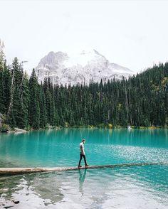 Joffre Lakes, BC                                                                                                                                                                                 Mais