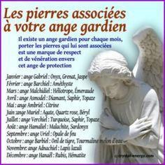 Protection de votre ange gardien pierres et cristaux