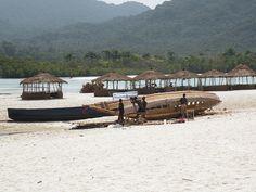 Fishermen in Sierra Leone