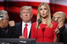 Con gái Donald Trump mâu thuẫn với cha về sắc lệnh cấm người Syria nhập cư
