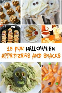 Make your Halloween party awesome with these fun and spooky Halloween appetizers and snacks! Halloween food idea recipe treat hotel restaurant travel tips tour Tips Travel Spooky Food, Spooky Halloween, Halloween Treats, Halloween Party, Halloween Foods, Halloween Celebration, Halloween Stuff, Gluten Free Puff Pastry, Halloween Appetizers