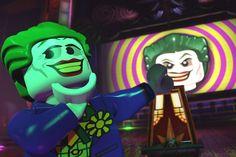 Zach Galifianakis Is the Joker in the 'LEGO Batman: The Movie'