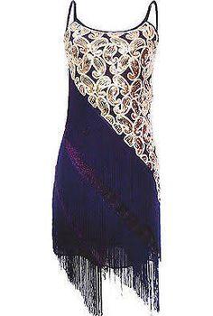 Great Gatsby Dress 1920's ...