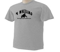 4 Wheeling Toughest Sport You'll Ever Love 4 by TeeDesignsbyVR