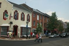 "2011 Great Places in America: Streets-King Street, Alexandria, Virginia. Historic, vibrant, and eclectic, King Street has been enhanced by active planning and implementation through its evolution from an 18th century colonial seaport and 19th century center of trade to a center of 21st century commerce and tourism. Planning and preservation have ensured that King Street, part of the ""Old and Historic District"" in Alexandria's ""Old Town"" neighborhood, balances the past with the present."