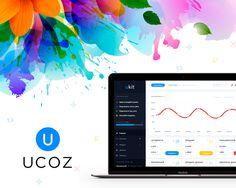 uKit – Dashboard UI/UX Kit Redesign on Behance
