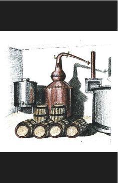 Brand design of Nama tsipouro (greek wine spirit) by Elisavet Papageorgiou, via Behance Decoupage Printables, Greek Recipes, Brand Design, Liquor, Greece, Behance, Spirit, Packaging, Yummy Food