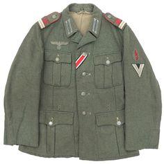 Feldwebel-Anwärter' within the Artillery Regiment 246