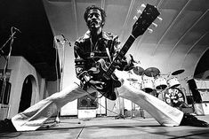 Chuck Berry (1926-2017): Remembering a Rock 'n' Roll Founding Father - WSJ