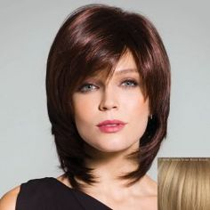 Human Hair Wigs For White And Black Women | Cheap Human Hair Lace Front Wigs Online For Sale At Wholesale Prices | Sammydress.com Page 8