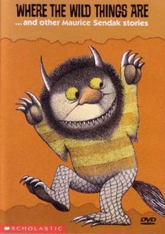 WHERE THE WILD THINGS ARE DVD - These well-loved classics combine storytelling, intriguing and creative animation, music, songs and sound effects for a real adventure! Add movement, singing, instruments for great class room participation.