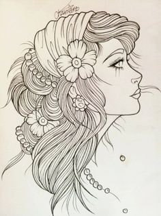 gypsy tattoo art - Google Search