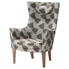 2 for reading nook >> STOCKHOLM Chair high in  Mosta gray   IKEA