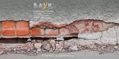 SALK Group:A forensic engineering service providers that help in investigating the structural issues involving buildings, retaining walls, bridges, highways, and other structures. For evaluation call us or online.