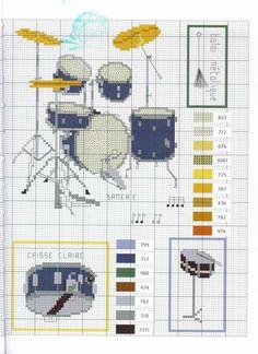 sandylandya@outlook.es Musical Instruments - drums