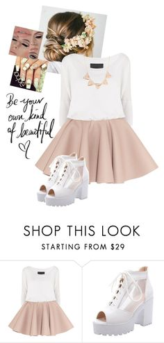 """""""#457"""" by mildabas ❤ liked on Polyvore featuring Jay Ahr and Jacquie Aiche"""