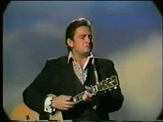 """From the August 30, 1969 episode of """"The Johnny Cash Show,"""" Cash delivers a knock-out performance of the classic hymn, """"How Great Thou Art"""" backed up as usual by the Carter Family and the Statler Brothers."""