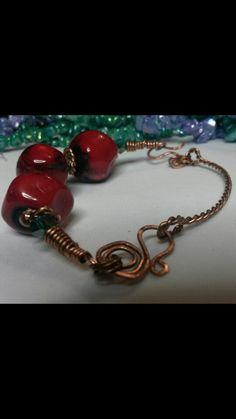 coral y cobre...sencillamente hermoso ...