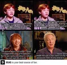 I just want to live vicariously through the lives of the cast of Harry Potter.