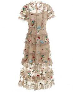 Womens Round Neck Polka Dot Ruffled Strap Dress Short Halter Pleated Skirt Beach Skirt