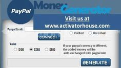 Paypal Money Adder, Paypal Hacks, Money Generator, Amazon Gifts, Money Tips, How To Get, Ads, Watch, Free