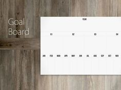1 | The Goal Board Is A Calendar For Your Ambition | Co.Design | business + design  http://www.fastcodesign.com/3034759/innovation-by-design/the-goal-board-is-a-calendar-for-your-ambition?utm_source=facebook#1