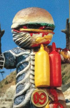 イメージ21 - 電子戦隊デンジマン 其の9/ヒーローも七変化?+ベーダー怪物図鑑の画像 - よい子のブログ - Yahoo!ブログ