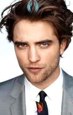 Hairstyles Untitled<br> Thick Hair Styles Medium, Curly Hair Styles, Short Mens Hairstyles Fade, Hairstyles For Receding Hairline, Faded Hair, Collections, Undercut, Robert Pattinson, Twilight