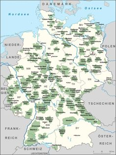 19 maps that give you a completely new view of Germany Best Picture For History poster For Your Taste You are looking for something, and it is going to tell you exactly what you are looking for, and y K Om, Parque Natural, New View, Germany Travel, Visit Germany, Places To Go, Beautiful Pictures, Around The Worlds, Outdoor