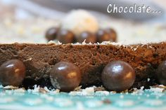 Cheesecake de Chocolate / Chocolate Cheesecake