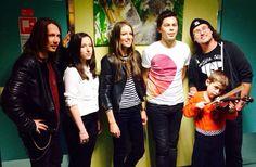 Cmoro, Tereza, Zuzka, Adam, Kuko a Matko :-) #HeyVirtuoso