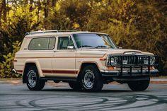 1983 Jeep Cherokee Laredo.