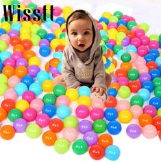 Children's Portable Tent Ocean BOBO Ball Pit Shooting Folding Kids Game Play Hous … Children Portable Tent Ocean BOBO Ball Pits Shooting Folding Kids Game Play House Sports educational Hut Outdoor Indoor Toy-in Swimming Pool from Mother & Kids on Aliexpre Baby Swimming, Swimming Pools, Stress, Games For Kids, Games To Play, Portable Tent, Baby Bath Toys, Baby Shop Online, Funny Toys