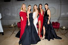 Inside the Met Gala 2017: Doutzen Kroes, Candice Swanepoel, Behati Prinsloo, Joan Small and Adriana Lima