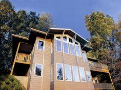 HGTV Dream Home 2000 Exterior Front