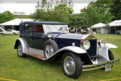 1930 Imágenes de Rolls-Royce Phantom I. Foto: 30-RR_Springfield-P1-DV-11-GC_01.jpg