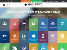 #Shaw Academy - Up to 97% off the Best Live Online Education.
